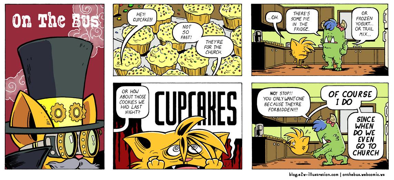 Forbidden Cupcakes